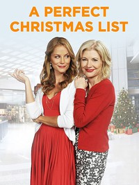 A Perfect Christmas List main cover