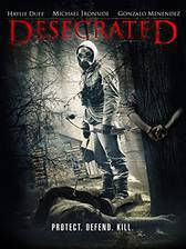 desecrated_2015 movie cover