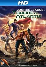 justice_league_throne_of_atlantis movie cover