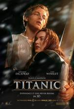 titanic movie cover