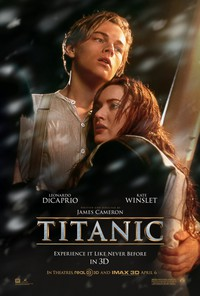 Titanic main cover