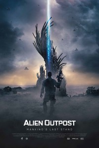 Alien Outpost (Outpost 37) main cover