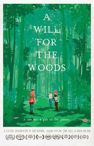 A Will for the Woods main cover