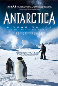 Antarctica: A Year on Ice main cover