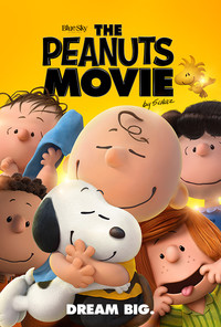 The Peanuts Movie main cover