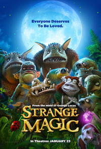 Strange Magic main cover