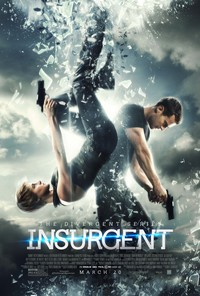 The Divergent Series: Insurgent main cover
