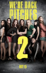 Pitch Perfect 2 main cover