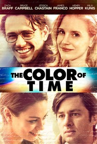 The Color of Time main cover