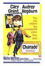 charade movie cover