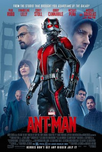 Ant-Man main cover