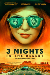 3 Nights in the Desert main cover