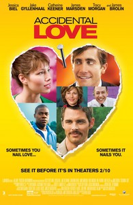 Accidental Love main cover