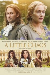 A Little Chaos main cover