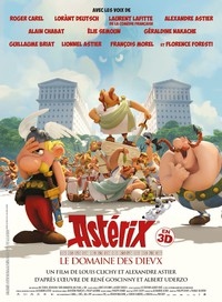 Asterix: The Mansions of the Gods main cover