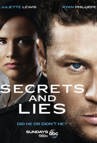 Secrets & Lies movie cover