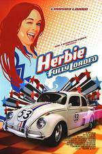 herbie_fully_loaded movie cover