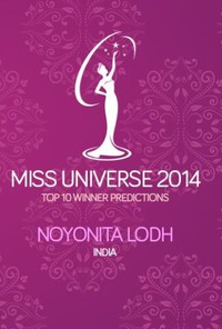 Miss Universe 2014 main cover