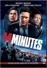 44 Minutes: The North Hollywood Shoot-Out main cover
