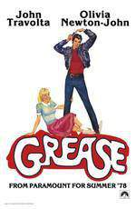 grease movie cover
