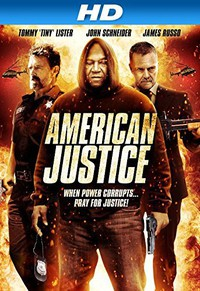 American Justice main cover