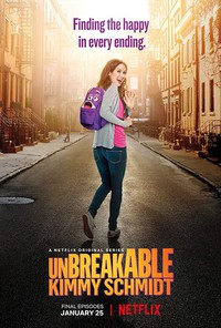 Unbreakable Kimmy Schmidt movie cover