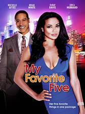 my_favorite_five movie cover