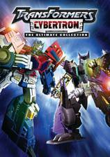 transformers_cybertron movie cover