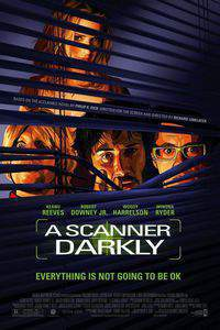 A Scanner Darkly main cover