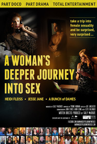 A Woman's Deeper Journey Into Sex main cover