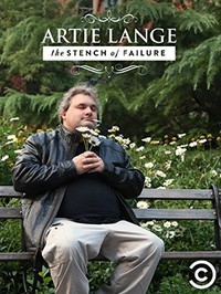 Artie Lange: The Stench of Failure main cover