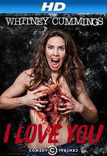 Whitney Cummings: I Love You movie cover