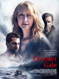 October Gale main cover