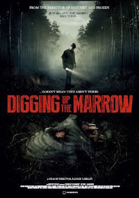 Digging Up the Marrow main cover