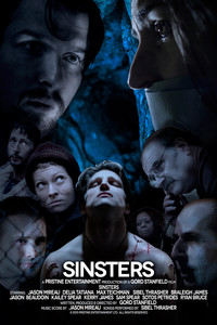 Sinsters main cover