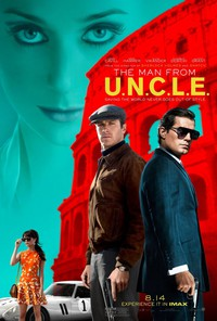 The Man from U.N.C.L.E. main cover