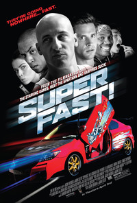 Superfast! main cover