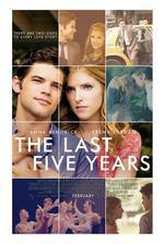 the_last_five_years movie cover