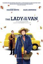 the_lady_in_the_van movie cover