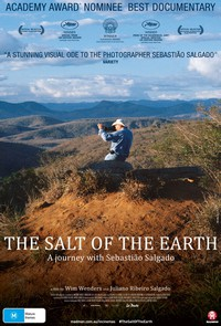 The Salt of the Earth main cover