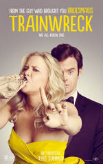 trainwreck movie cover