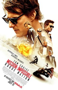Mission: Impossible - Rogue Nation main cover