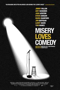 Misery Loves Comedy main cover