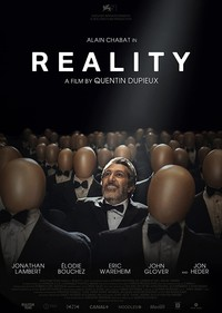 Reality main cover
