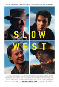 Slow West main cover