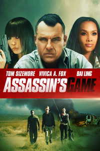 Assassin's Game main cover