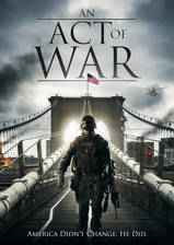 an_act_of_war_2015 movie cover