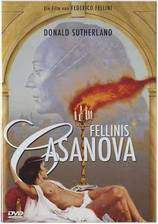 il_casanova_di_federico_fellini movie cover