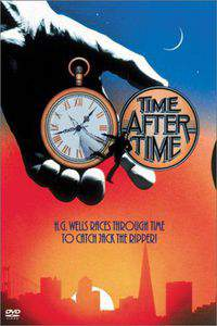 Time After Time main cover