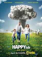 happyish movie cover